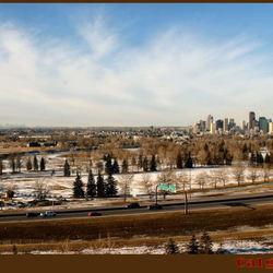 The city of Calgary.