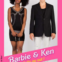 Barbie en Ken - Let's go out !