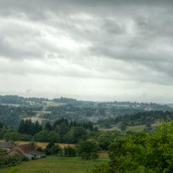ook in frankrijk kan het slecht weer zijn