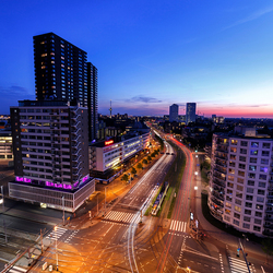 Rotterdam Night