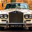 Rolls Royce full front