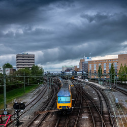 Groningen Crosstown Traffic