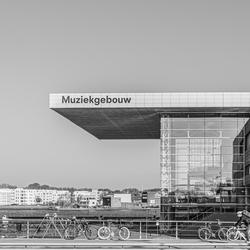 Amsterdam muziekgebouw