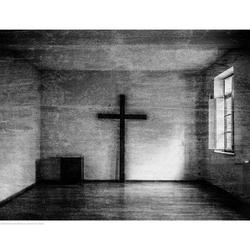Kamer met kruisbeeld