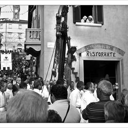 Processie, Italian streets