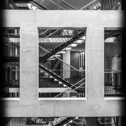 Escher style framing