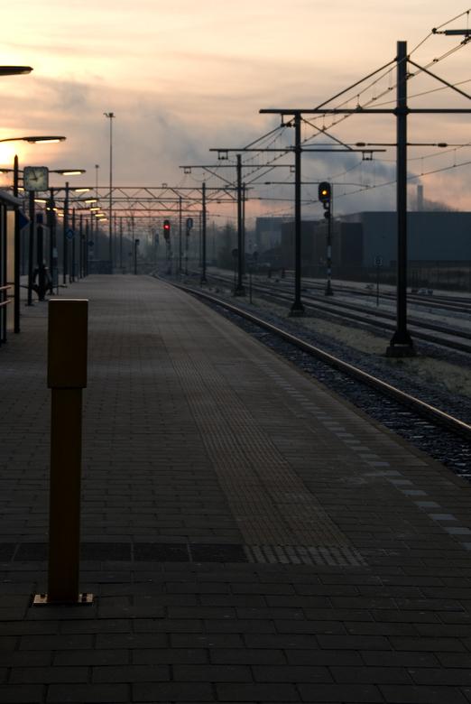 Station Boxtel - Even een teken van leven...<br /> <br /> Druk,druk met van alles en nog wat... <br /> Heb wel fraaie foto&#039;s &#039;voorbij&#03