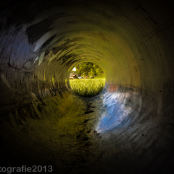 Tunnelvisie....