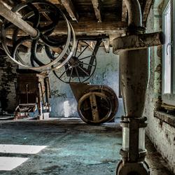 Urbex/ De molen