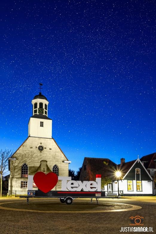 Kerk de Koog op Texel.