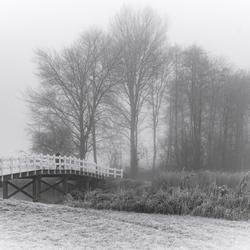 White bridge - Zwolle