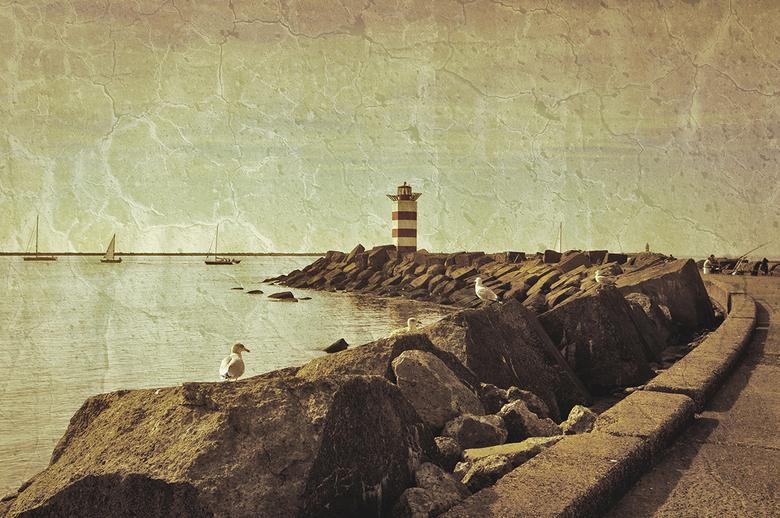 Noorder pier - Een nieuw oudje