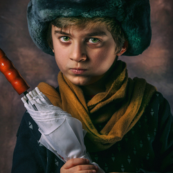 Child war and peace