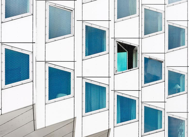 Delft-7 - Venster patronen