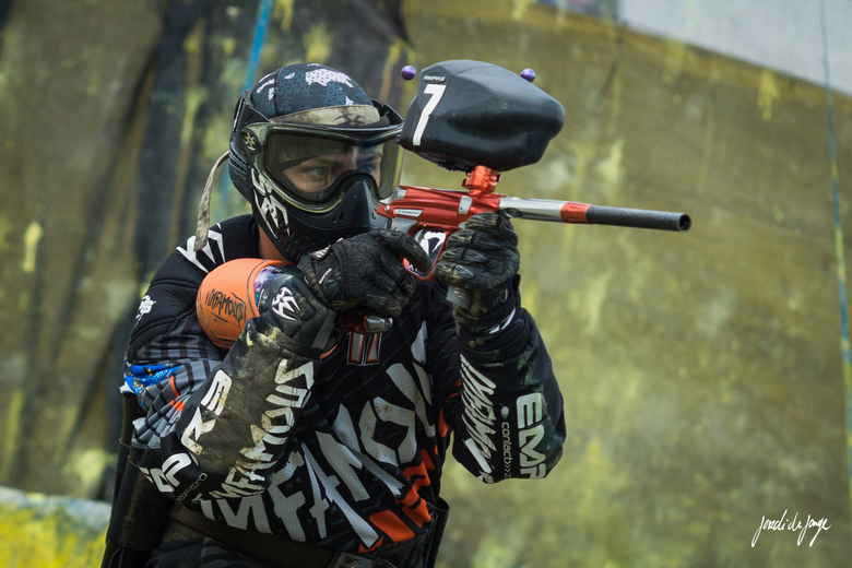 PAINTBALL EUROPEAN MASTERS BITBURG - Infamous <br /> <br /> &#039;&#039;Paintball is a very addictive game and many players, even after playing just