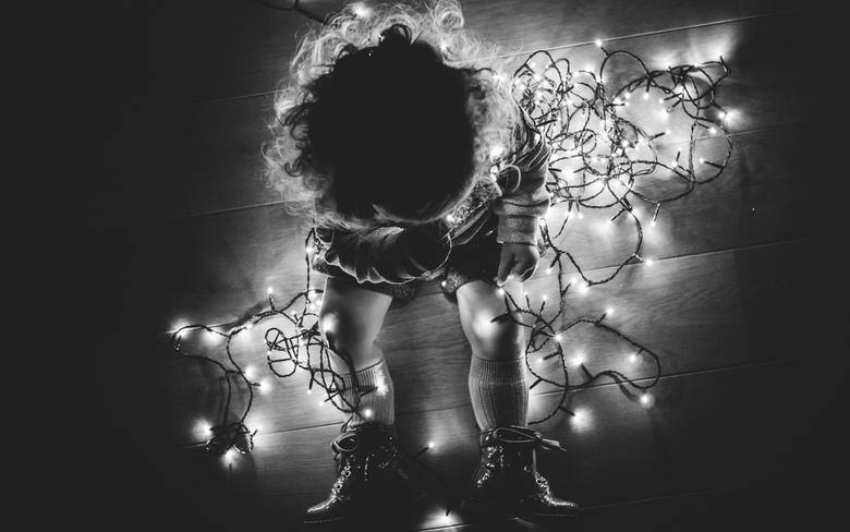 Kerstgevoel - Spelen met kerstlichtjes kan een leuk beeld geven.<br /> <br /> Voor meer, neem gerust een kijkje op:<br /> https://www.facebook.com/