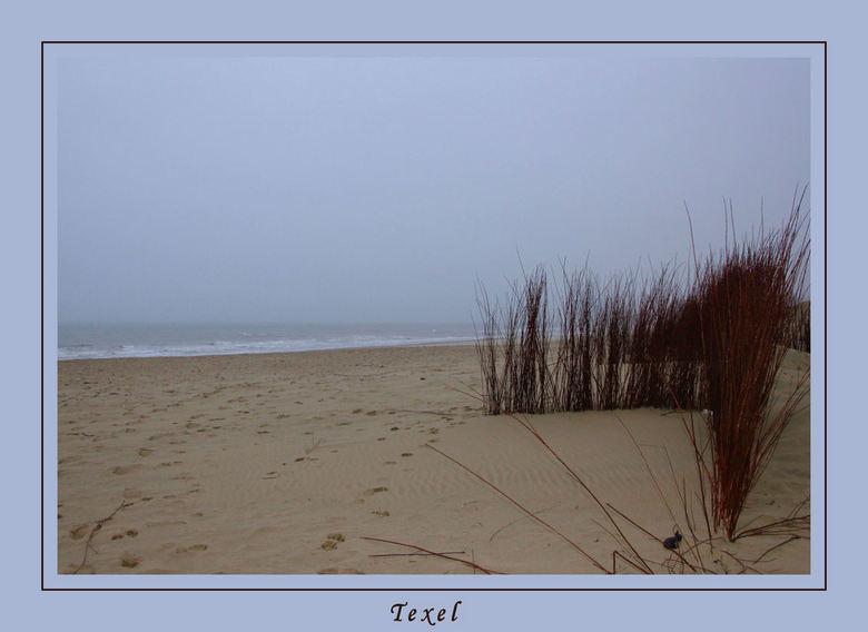 texel - Ger en ik zijn 12 en 13 januari naar Texel geweest.Door het slechte weer weinig foto&#039;s gemaakt.Ik vind deze toch wel aardig geworden<br /