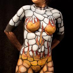 Bodypaint model