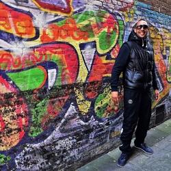 Graffity man