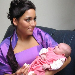 Kira Heideweek baby 2005
