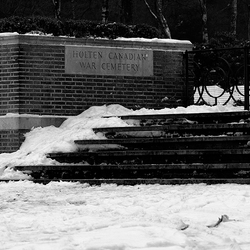 Canadian War Cemetery - 1