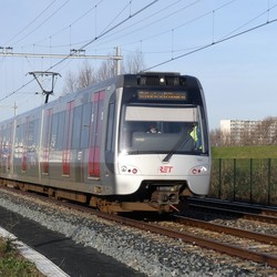 P1050104   H v H overgang  Stena line  Testrit Metro 18 jan 2019