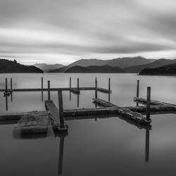 Cowshed Bay - Nieuw Zeeland