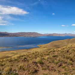 Laguna Lagunillas (Peru)