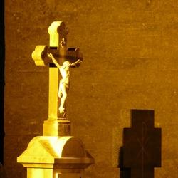Jezus bij nacht