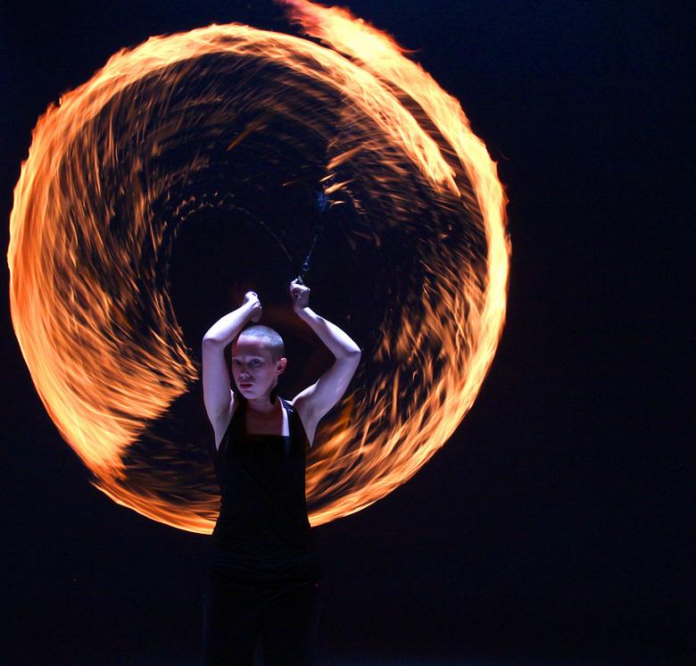 fire - spelen met vuur......