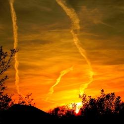 Zons-Ondergang .Texel (2)