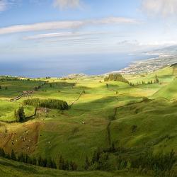 Azoren Panorama