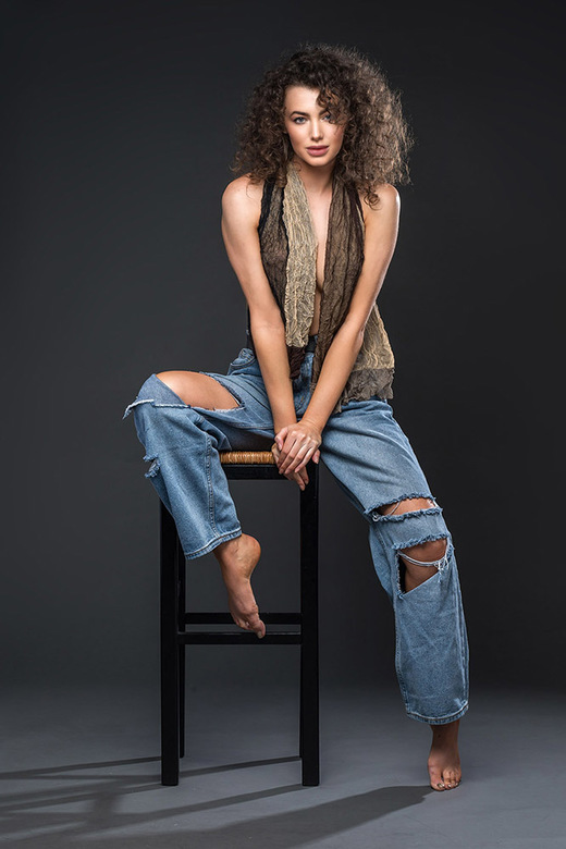 My Jeans - model is Ashleigh Rae