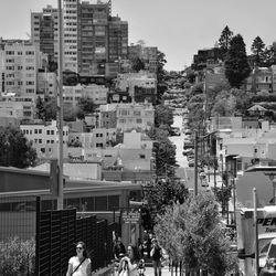 Lombard Street, San Fransisco