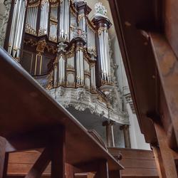 Orgel - Grote Kerk Dordrecht