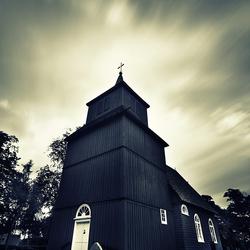 Swedish graveyard