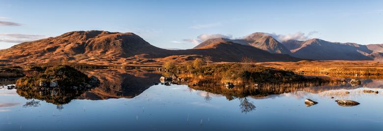 Panorama Schotland