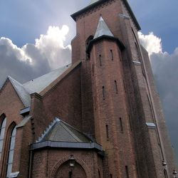 Kerk Antonius Parochie Musselkanaal