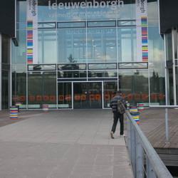 Entree kleur school leuning metaal leeuwenborgh maastricht j foto 39 s - Kleur schilderij entree corridor ...