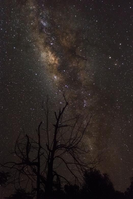 Milky way - Oeganda