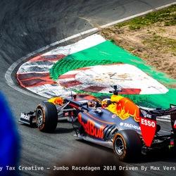 Daniel Ricciardo - Circuit Zandvoort