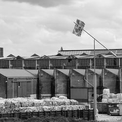 oude fabriekshallen