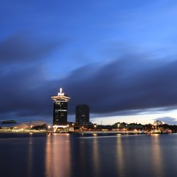 Het IJ - Amsterdam