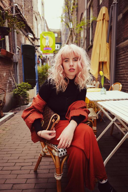 Robijntje in Amsterdam