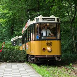 oude RTM tram