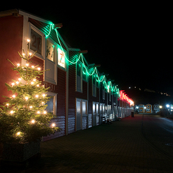 Kerst op Helgoland