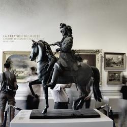 Tijd staat stil in het Paleis van Versailles