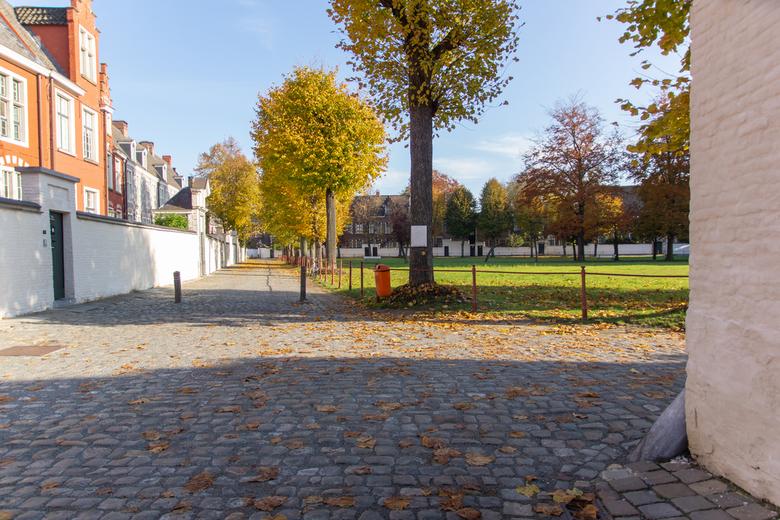 Klein Begijnhof II - Gent - Klein Begijnhof - Lange Violettestraat