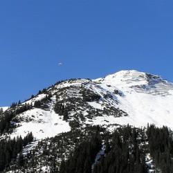 P2160045 Wintersfeer omg LECH 16 feb 2007