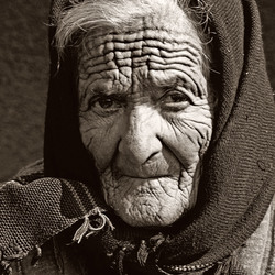 old woman 4